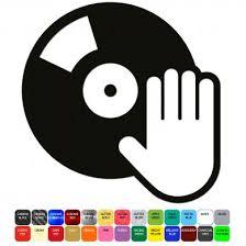 Dj Music Mix Vinyl Sticker Car Wall Window Decal Premium Outdoor Grade Ebay
