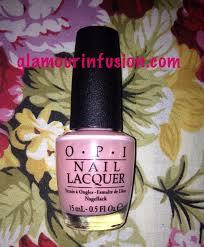 opi pion nail polish review a