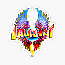 Journey Band Stickers Redbubble