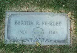 Bertha Rhea Smith Powley (1890-1964) - Find A Grave Memorial
