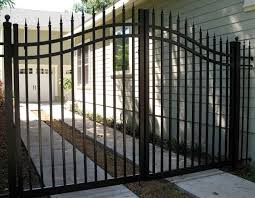 Online Fence Supply Powers Fence Supply Iron Gate Design Front Gate Design House Gate Design