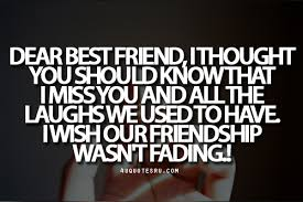 top miss you quotes for friendship allquotesideas