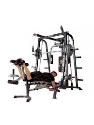 Marcy Smith Machine / Cage System | MD-9010G | At home gym, No equipment  workout, Best home gym equipment