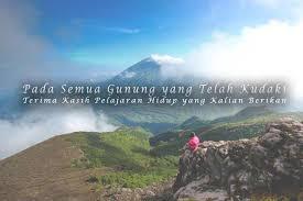 fresh quote gunung