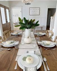 Thanksgiving Table Setting Ideas Popsugar Home