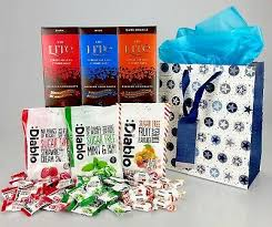 chocolate gift her diabetic his hers