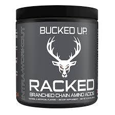 racked bcaa supplement buckedup
