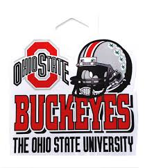 Buy Ohio State Buckeyes Sticker Auto Laptop Locker Bags C In Cheap Price On Alibaba Com