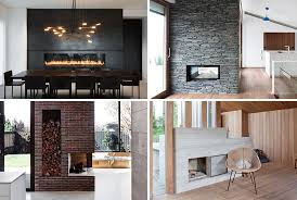 fireplace design idea 6 diffe