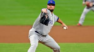 Cubs veteran starter Jon Lester lifted with no-hitter intact after ...