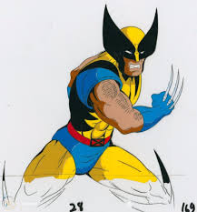 marvel x men cartoon wolverine original