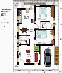 image result for 2 bhk floor plans of