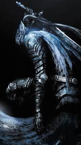 dark souls game art picture 1242x2688