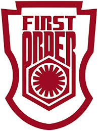 Amazon Com Ur Impressions Dred First Order Stormtrooper Badge Decal Vinyl Sticker Graphics For Cars Trucks Suv Vans Walls Windows Laptop Dark Red 5 5 X 4 4 Inch Uri283 Dr Automotive
