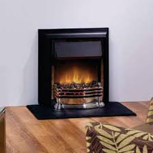 detroit optiflame electric fire by dimplex