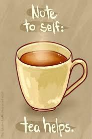 tea helps cold weather munchies teh sick for comfort