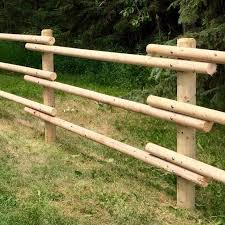 Edmonton Post And Rail Fences Leading 5 Year Warranty