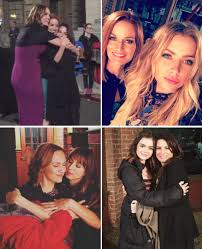 """PLL - """"That's a series wrap on Lesley Fera, Holly Marie Combs ..."""