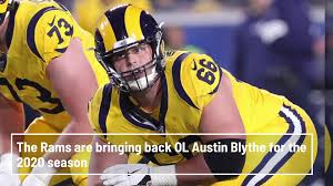 Rams Wire - Austin Blythe agrees to 1-year extension with...