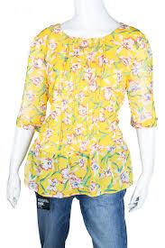 fl anthropologie blouse women s