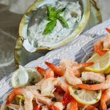 Sea Island Shrimp Salad (With images ...