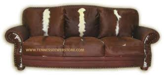 cowhide sofas couches cowhide