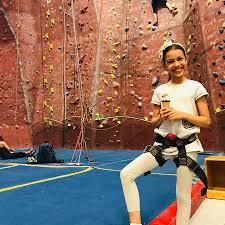 on the edge rock climbing gym