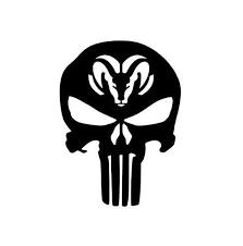 Details About Punisher Car Truck Window Vinyl Decal Sticker For Dodge Ram Shop Online Truck Decals Punisher Artwork Vinyl Decal Stickers