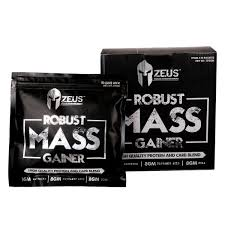robust m gainer zeus nutritions