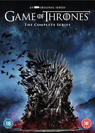 game of thrones the complete series