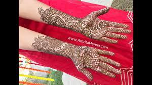 mehndi designs bridal mehendi design