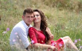 Immagini Belle : persone, ragazza, prato, ragazzo, amore, coppia, romanza,  cerimonia, felicità, bellezza, interazione, servizio fotografico,  fotografia di ritratto 4188x2607 - - 592485 - Immagini Gratis - PxHere