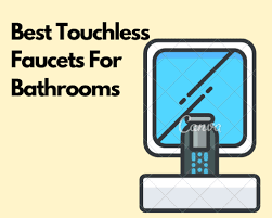best touchless bathroom faucets