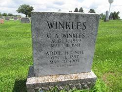 Addie Gray Winkles (1857-1905) - Find A Grave Memorial