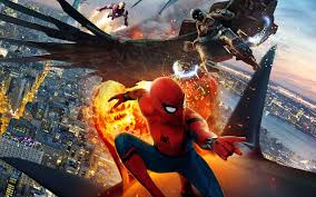 spider man homeing wallpapers hd