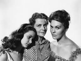 PICNIC, 1956 directed by JOSHUA LOGAN Susan Strasberg, Betty Field ...