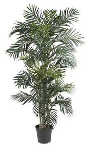 palm silk tree artificial plants