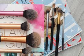 the makeup brush starter kit what she