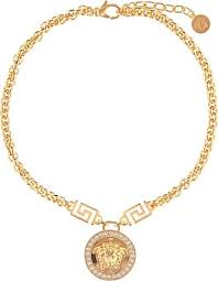 versace necklaces for women up
