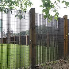 Toronto Primary School Anti Climb Fencing Lang Fulton Orsogril Uk