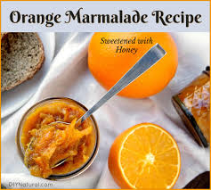 orange marmalade recipe a delicious