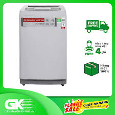 Shop bán Máy Giặt Cửa Trên Inverter LG 8 Kg T2108VSPM giá chỉ 4.650.000₫