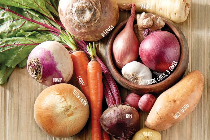 what are root crops?