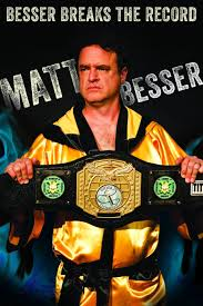 Matt Besser: Besser Breaks The Record - Comedy Dynamics