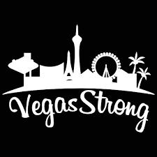 Amazon Com Celycasy Vegasstrong Vegas Strong Las Vegas Car Decal Vegas Strong Car Decal Vegas Decal Car Decal Decals Vegas Remembrance Sky Home Kitchen