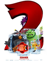 The Angry Birds Movie 2: New Trailer & Poster - Guide 4 Moms