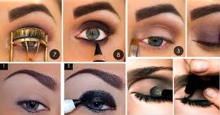 smokey eye tutorials to look