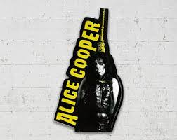 Alice Cooper Decals Etsy