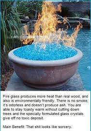 wood for your backyard fire pit