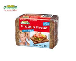 protein bread mestemacher